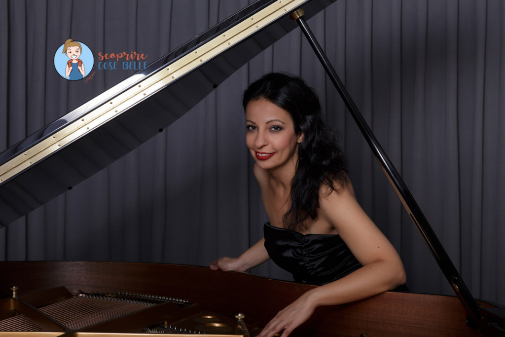 Cristina Cavalli pianista