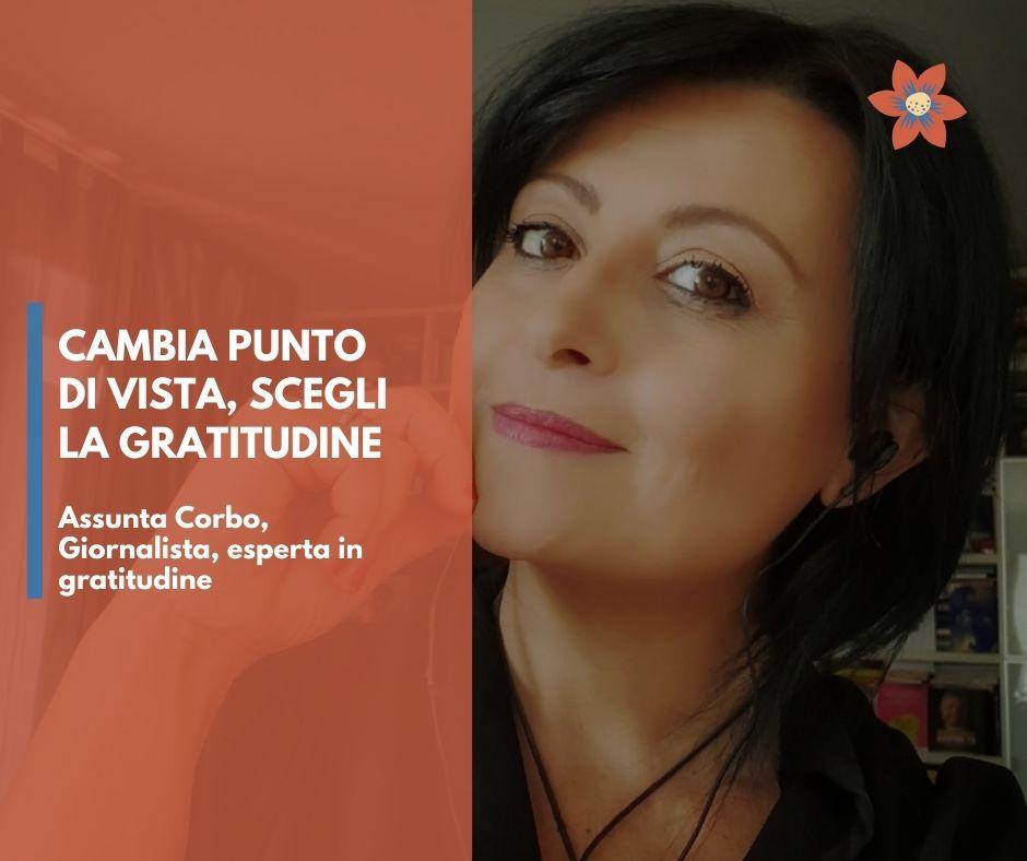 Corso GRATITUDINE Assunta Corbo